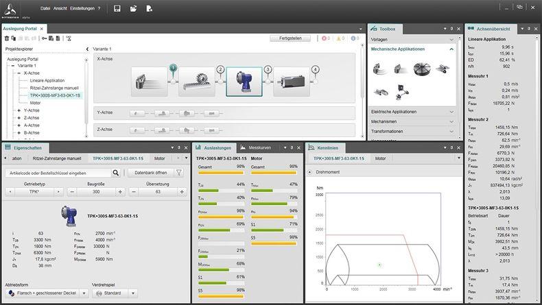 Software de dise o cymex 5 wittenstein espa a - Software diseno jardines ...
